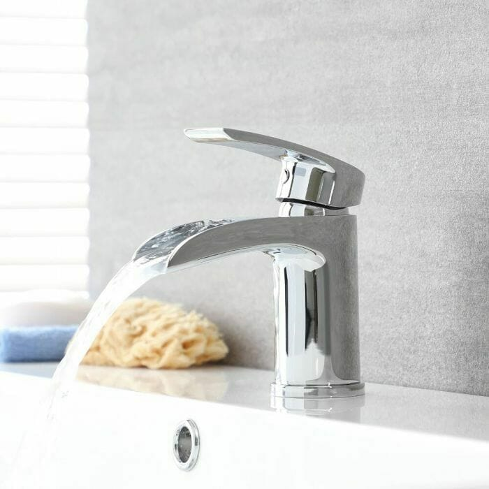 Milano Razor basin tap