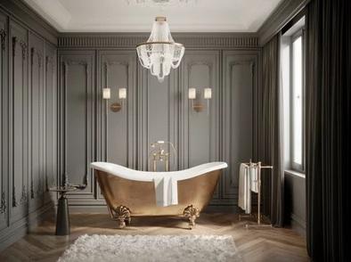 Bathroom Remodeling Design Ideas For A Classic Bathroom